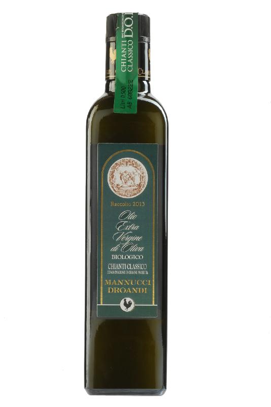 Mannucci Droandi - organic olive oil chianti classico