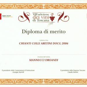 VIII SELEZIONE DEI VINI DI TOSCANA 2006